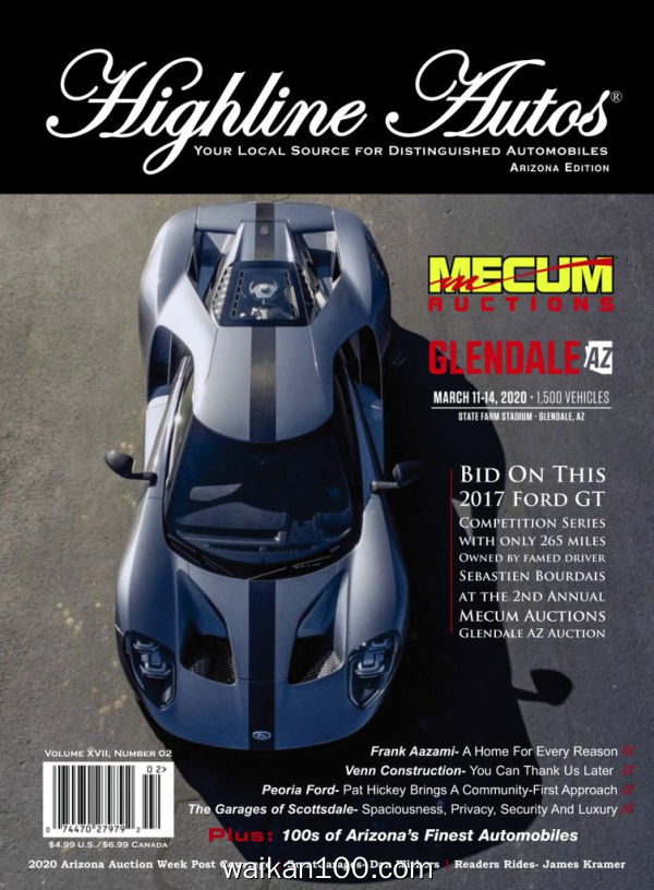 Highline Autos 3月刊 2020年 [61MB]
