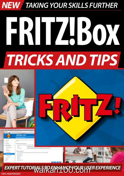 FRITZ!Box Tricks and Tips 3月刊 2020年 [32MB]