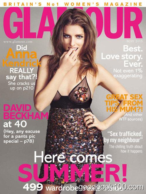 Glamour UK – May 2015