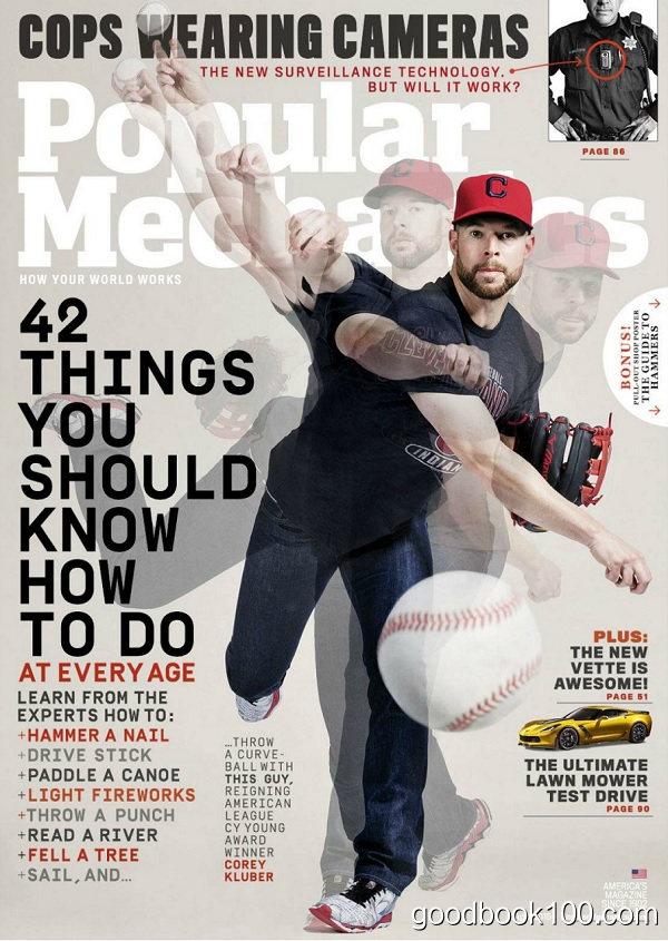 Popular Mechanics USA – April 2015