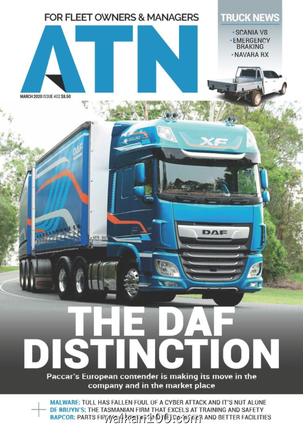 Australasian Transport News ATN 3月刊 2020年 [83MB]
