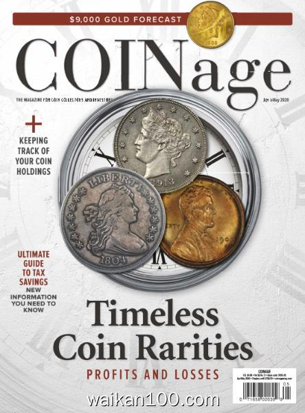 COINage 4月5月合刊 2020年 [20MB]