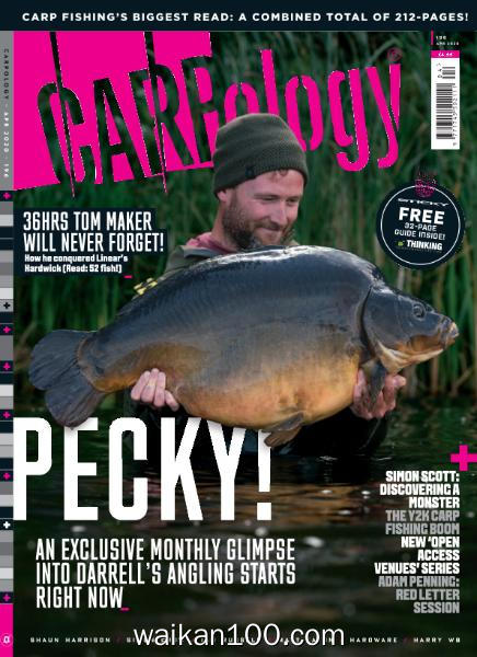 CARPology Magazine 总期数No.196 4月刊 2020年 [95MB]
