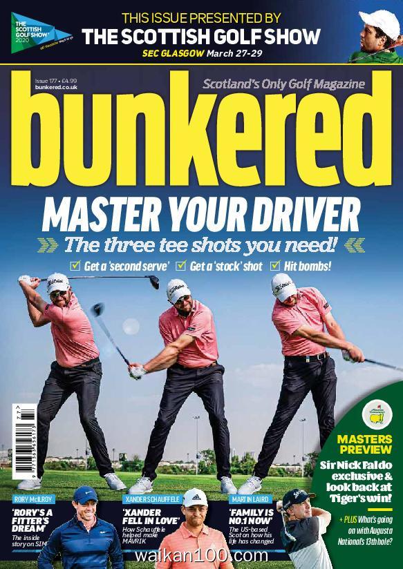 Bunkered 2月刊 2020年高清PDF电子杂志外刊期刊下载英文原版