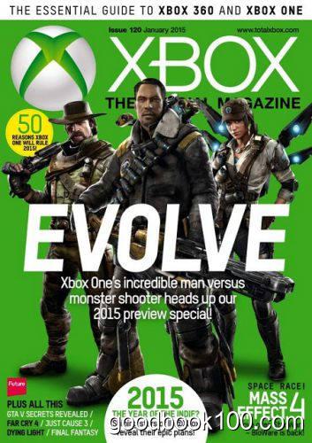 Xbox: The Official Magazine UK – January 2015