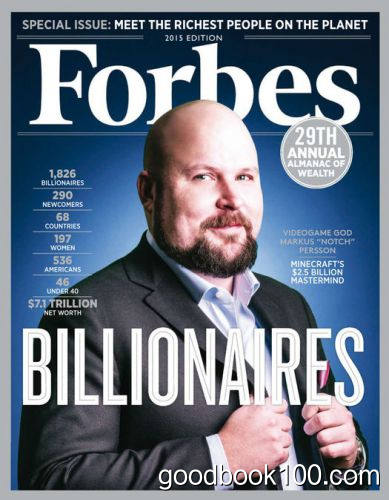 Forbes USA – 23 March 2015