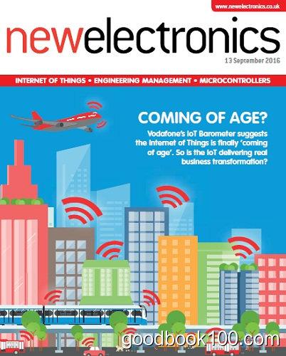 New Electronics – 13 September 2016