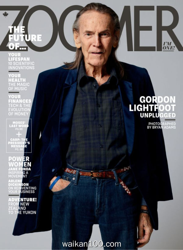 Zoomer Magazine 3月刊 2020年 [71MB]