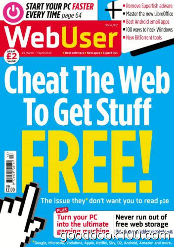 Webuser – 25 March-7 April 2015