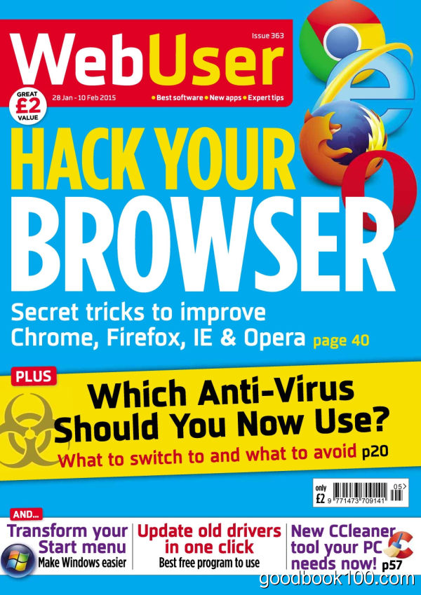 WebUser – 28 January 2015