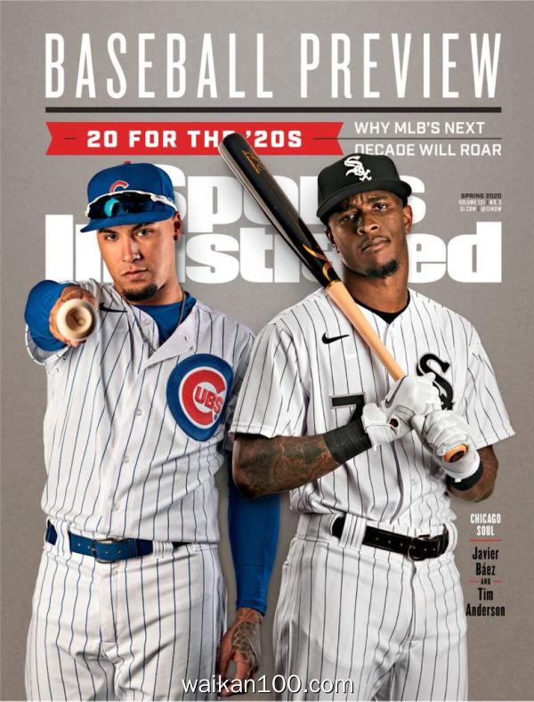 [美国版]Sports Illustrated 3月刊 06 2020年 [74MB]