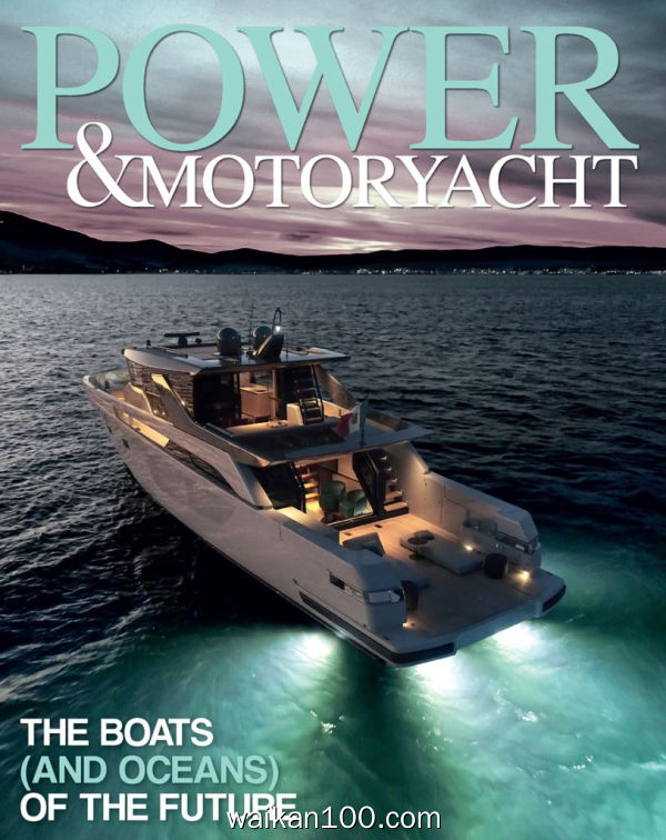 Power&Motoryacht 4月刊 2020年 [171MB]