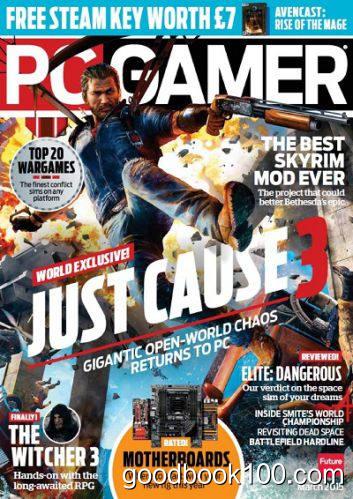 PC Gamer UK – March 2015
