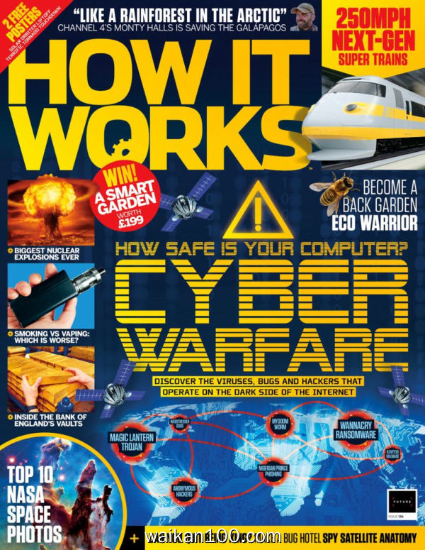 How It Works 3月刊 2020年 [56MB]