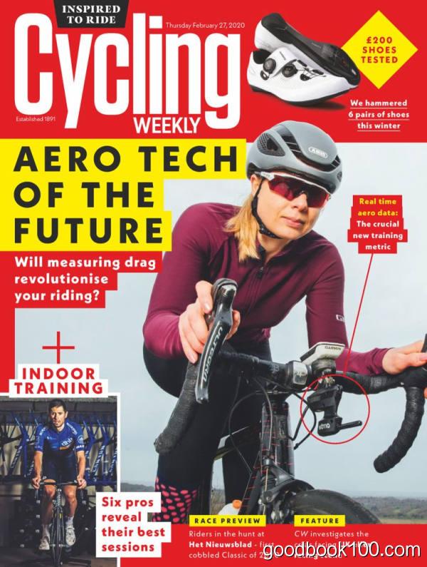 Cycling_Weekly_-_February_27_2020英文原版高清PDF电子杂志下载