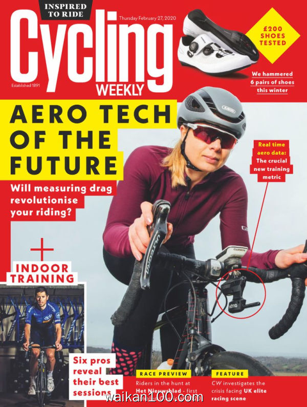Cycling Weekly 2月刊 27 2020年高清PDF电子杂志外刊期刊下载英文原版
