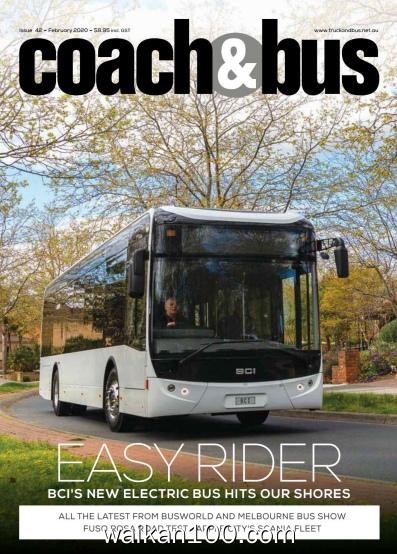 Coach&Bus 总期数No.42 2020年 [15MB]