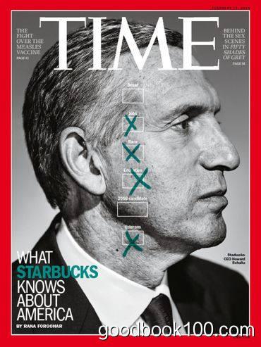 Time USA – 16 February 2015