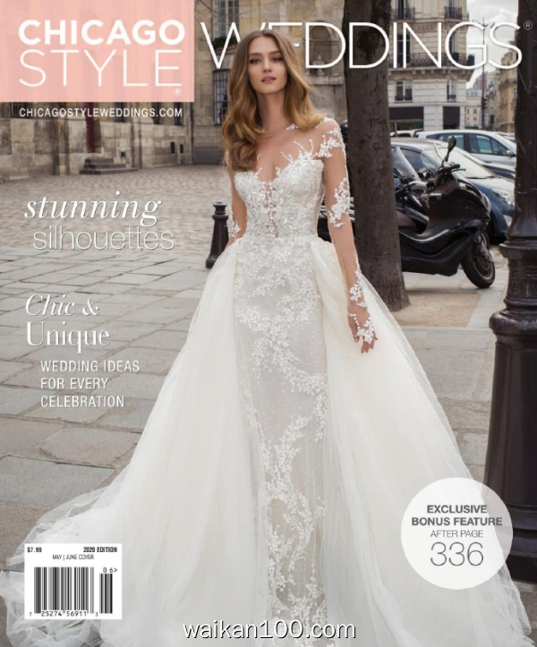 ChicagoStyle Weddings 5月6月合刊 2020年 [76MB]