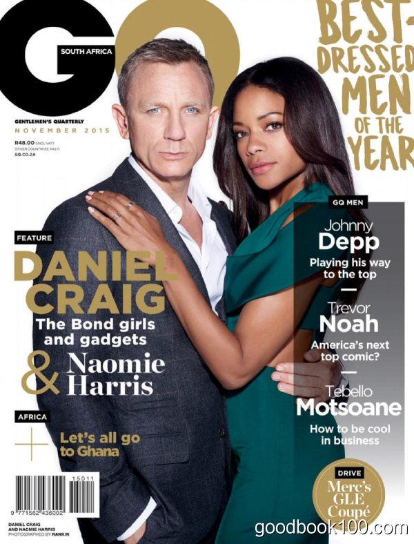 GQ South Africa – November 2015