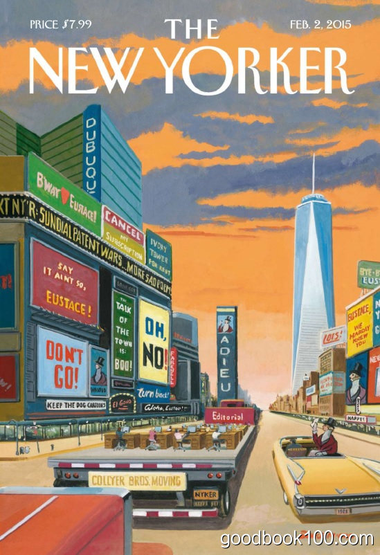 The New Yorker – 2 February 2015
