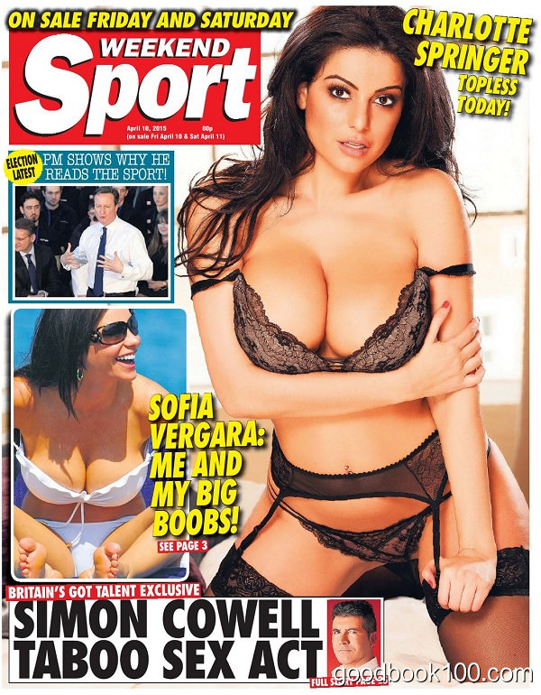 Weekend Sport UK – 10 April 2015