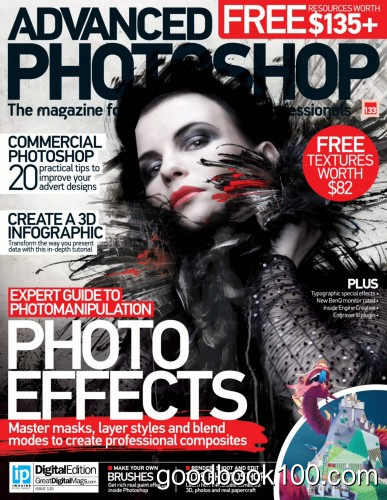 Advanced Photoshop – Issue 133 2015