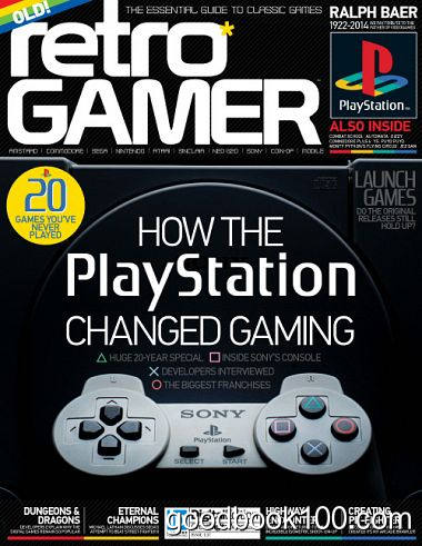 Retro Gamer – Issue 137, 2015