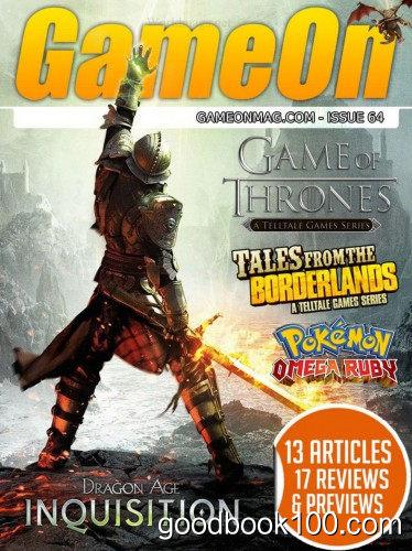 GameOn Magazine – February 2015
