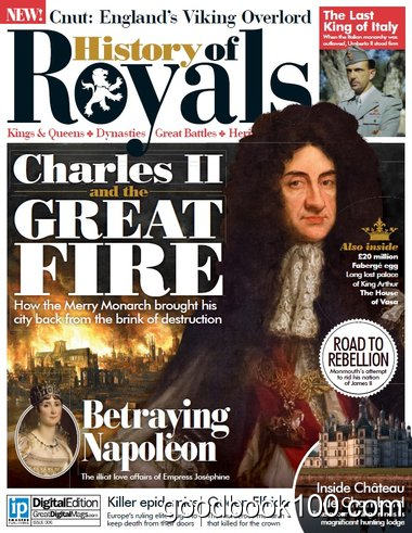 History of Royals – Issue 6 2016