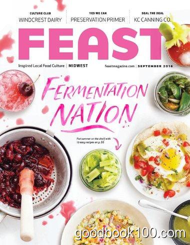 Feast Magazine – September 2016