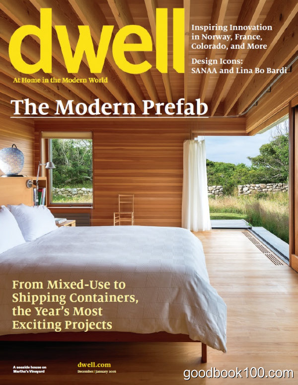 Dwell – December 2015/January 2016