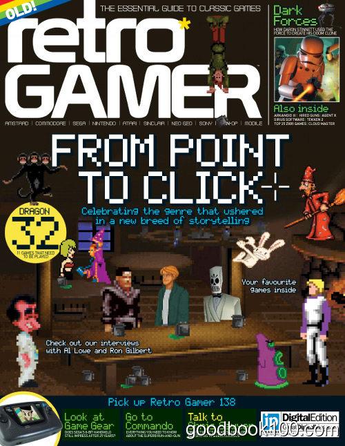 Retro Gamer – Issue 138, 2015
