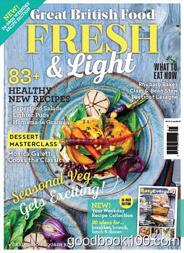 Great British Food – January/February 2017
