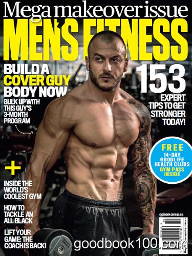 Australian Men's Fitness – October 2016