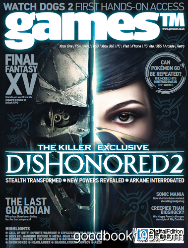 gamesTM – Issue 178, 2016