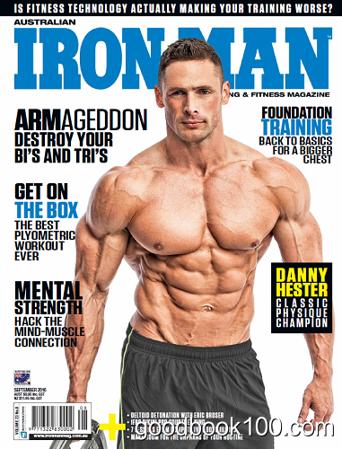 Australian Ironman Magazine – September 2016