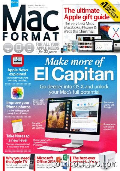 Mac Format UK – December 2015