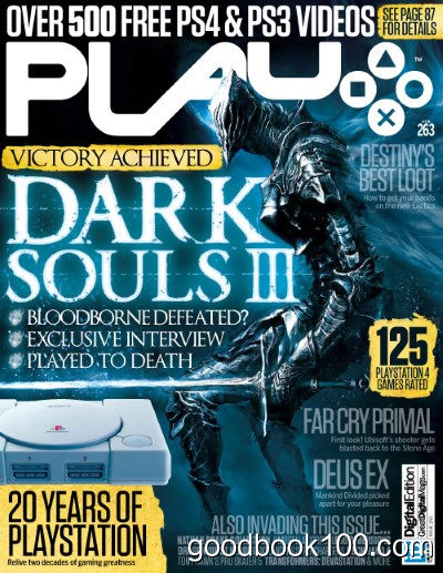 Play UK – Issue 263, 2015