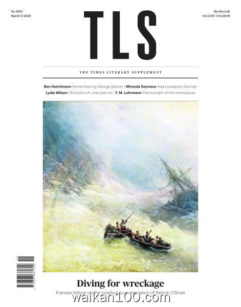 The Times Literary Supplement 13 3月刊 2020年高清PDF电子杂志外刊期刊下载英文原版