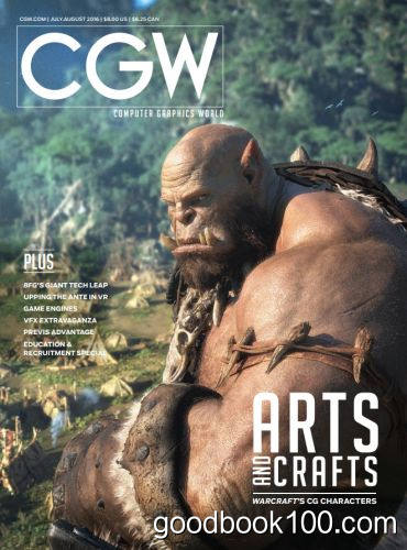 Computer Graphics World – July/August 2016