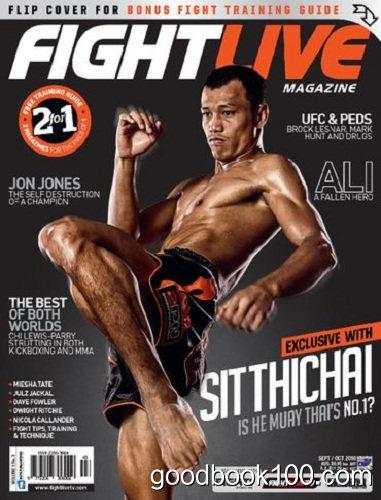 Fight Live Magazine – October – November 2016