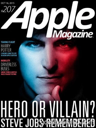 AppleMagazine – 16 October 2015
