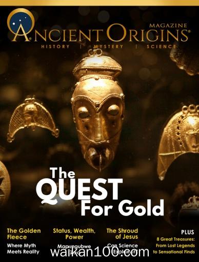 Ancient Origins 3月刊 2020年 [94MB]