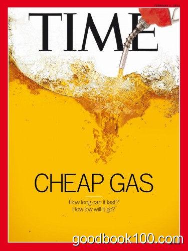 Time USA – 02 February 2015