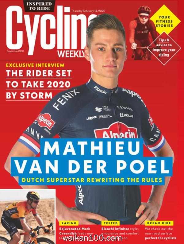 Cycling Weekly 2月刊 13 2020年 [55MB]