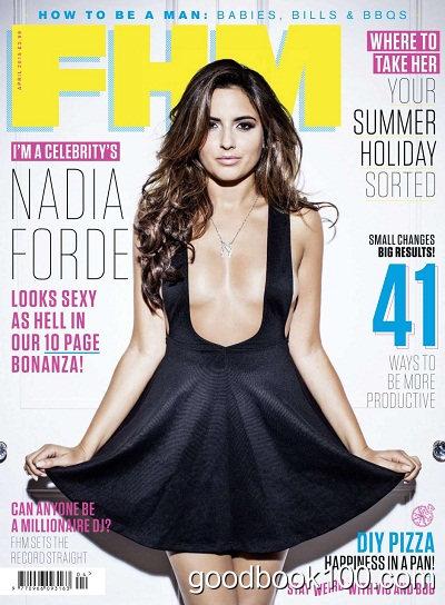 FHM UK – April 2015
