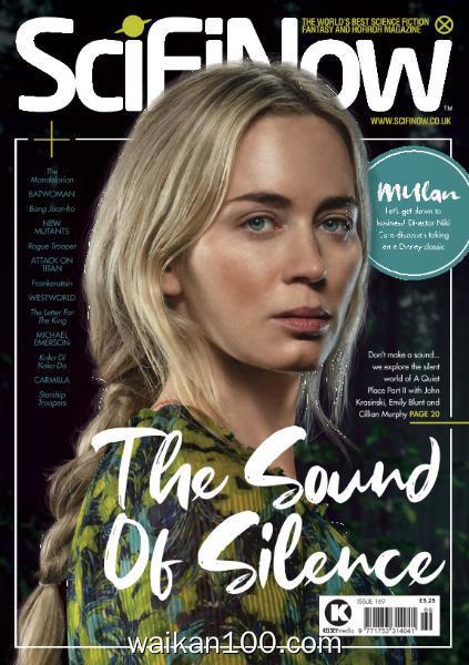 SciFiNow 总期数No.169 3月刊 2020年 [37MB]