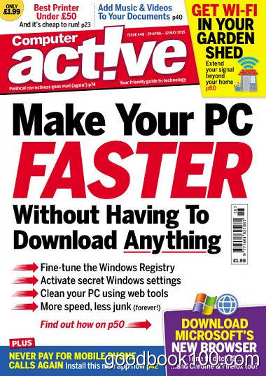 Computeractive UK – Issue 448, 29 April 2015
