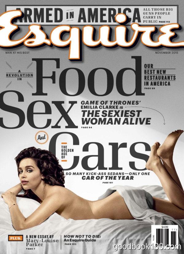Esquire USA – November 2015